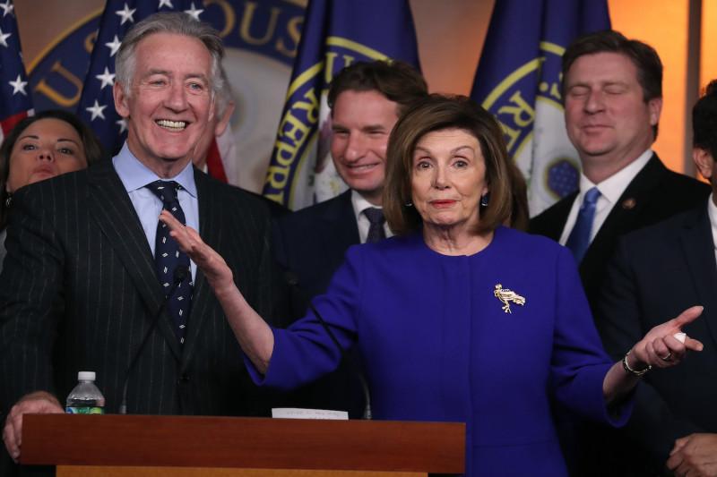 Dems Reveal Behind Closed-Doors That Pelosi's Impeachment Stunt 'Failed'
