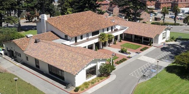 Golden Gate Club, Presidio, San Francisco, Calif.