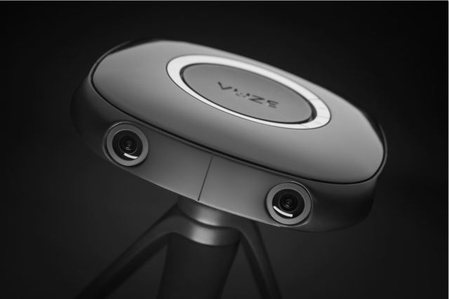Humaneyes Technologies Announces Major Enhancements For The Vuze VR Camera Including New App, Under Water Case And Mac Availability