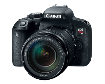 New Canon EOS Rebel T7i and EOS 77D Cameras Possess Stunning Autofocus Capabilities