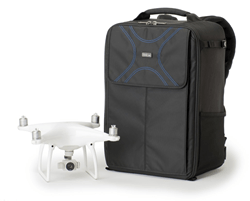 Think Tank Photo's Airport Helipak V2.0 Backpack Upgraded to Fit the DJI Phantom 4 and Accessories