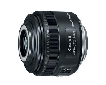 Canon Announces EF-S 35MM F/2.8 Macro IS STM Lens