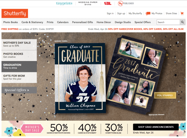 Shutterfly earnings report reveals overall printing market trends and challenges