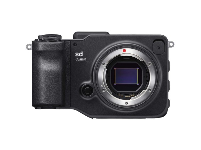 Sigma announces firmware update to sd Quattro Cameras