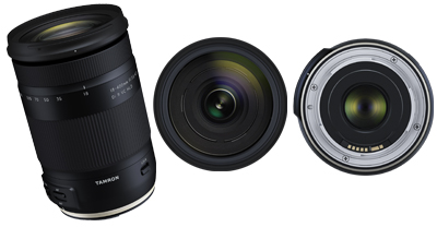 Tamron introduces 18-400mm ultra-telephoto