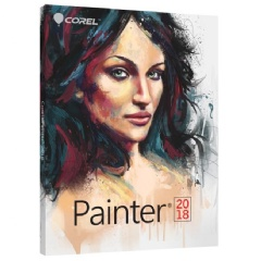 Corel Painter 2018 Redefines Realism in Digital Paint, Bridges the Gap Between 2D and 3D Art Creation