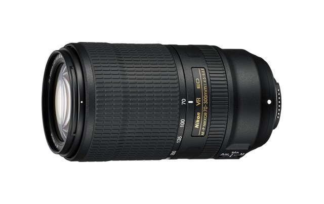 Nikon introduces new full-frame telephoto zoom lens