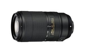 Nikon announced the new AF-P NIKKOR 70-300mm f/4.5-5.6E ED VR.