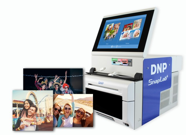 DNP Releases Software Update for SnapLab SL620A™ and DS-Tmini™ Printer