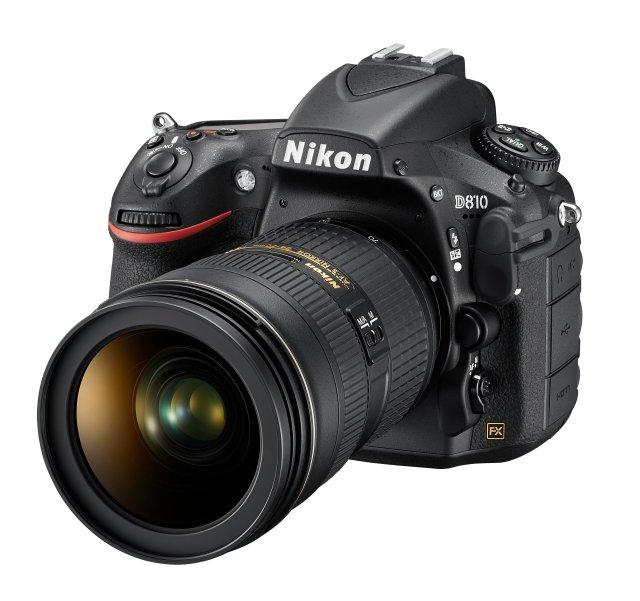 Nikon announces development of digital SLR Nikon D850
