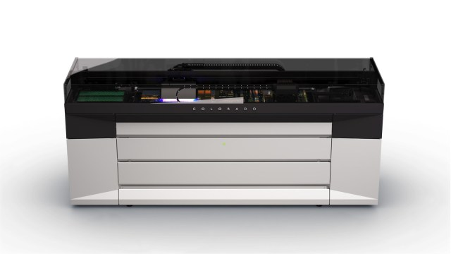 Canon Solutions America continues to enhance the Océ Colorado 1640 Printer