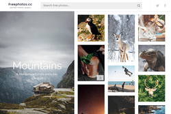 Freephotos.cc Offers The Ultimate Stock Photo Database