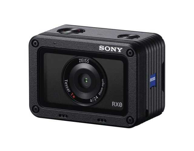 Sony's New RX0 Camera Combines Acclaimed RX Image Quality with an Ultra-Compact, Waterproof and Robust Design