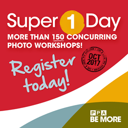 Fall Super 1 Day Photography Workshop Registration Now Open