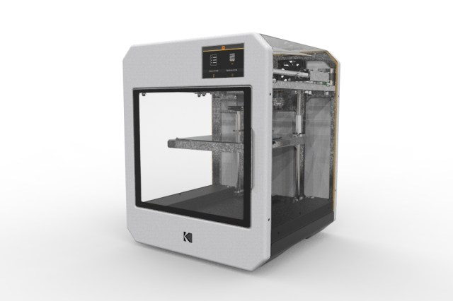 KODAK Portrait 3D Printer is now available in North America and Europe