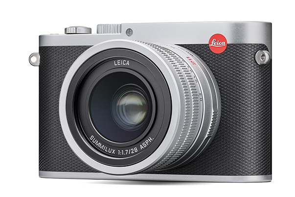LEICA Q SILVER: A NEW COLOUR OPTION FOR THE FULL-FRAME COMPACT CAMERA