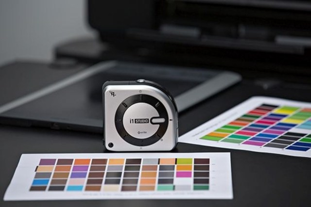 X-Rite announces new i1Studio for expert color results from capture to print