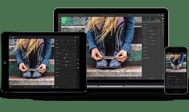 Adobe introduces new Lightroom CC Cloud Photography Service