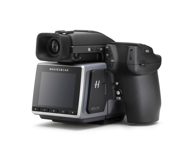 Hasselblad introduces the H6D-400c , a 400-megapixel multi-shot camera