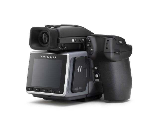 Hasselblad introduces the H6D-400c , a 400-megapixel multi-shot camera
