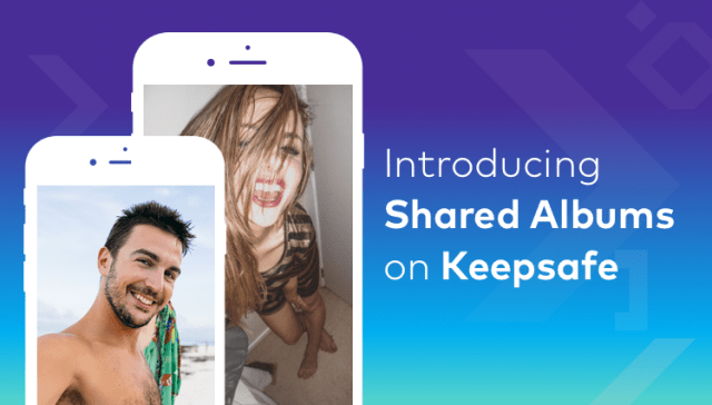 Keepsafe introduces protected photo album sharing