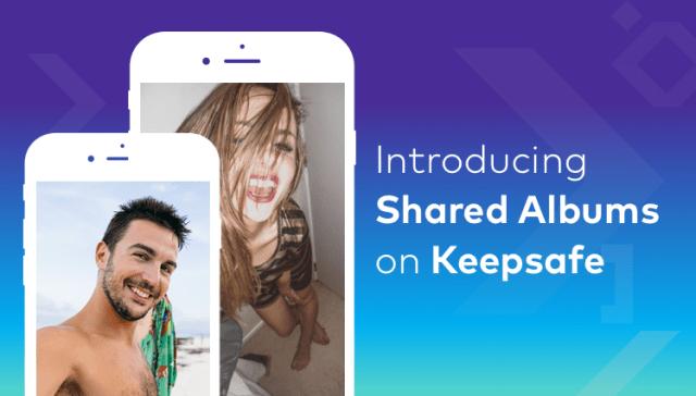 Keepsafe introduces protected photo album sharing
