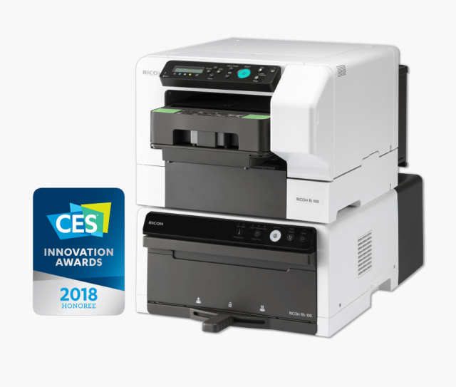 Ricoh unveils newest direct-to-garment printer to help businesses thrive in today's digital, on-demand world