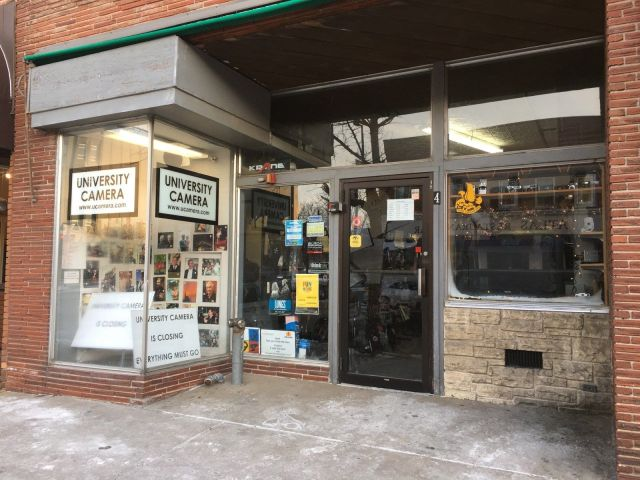 Iowa's University Camera closing after 40 years