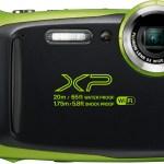 Fujifilm XP130 in Lime Green