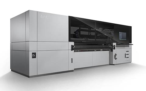 Durst launches P5 next-generation technology platform