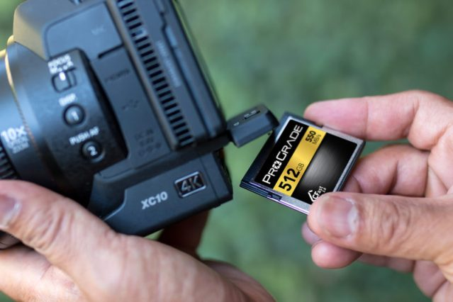 ProGrade Digital launches pro-quality memory cards and readers