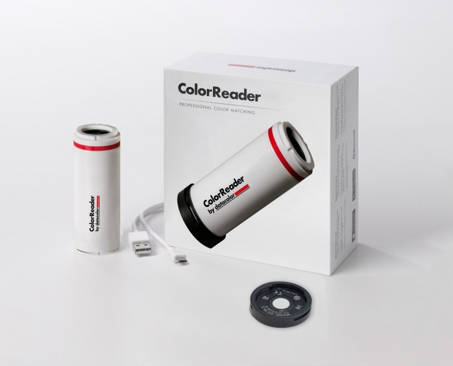 Datacolor introduces handheld color matching tool – ColorReader