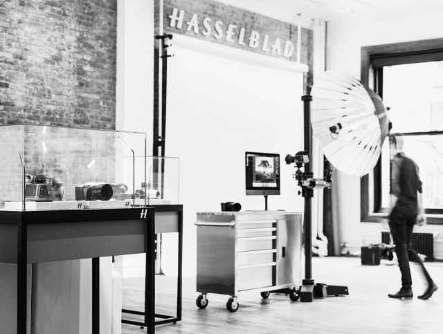 Hasselblad adds experience studio in New York City