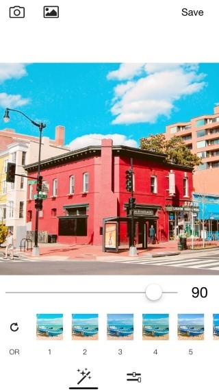 Groovy Camera app brings real-time filters and effects to iPhone photos