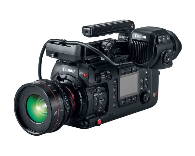 Canon introduces first full-frame cinema camera, the EOS C700 FF