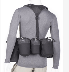 Think Tank Photo's new modular belt system V3.0 improves photography gear access speed