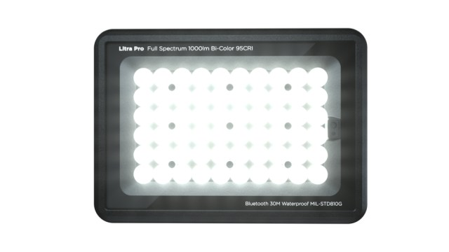 Litra announces full spectrum bi-color video and photo adventure light