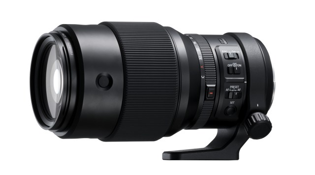 Fujifilm introduces telephoto lens for the GFX mirrorless camera system