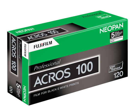 Fujifilm pulling the plug on black-and-white film and paper