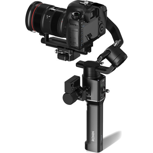DJI officially launches Ronin-S Gimbal Stabilizer, available only at B&H Photo