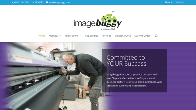 Imagebuggy drives commercial sales for photographers