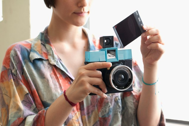 Lomography announces Kickstarter campaign for Diana Instant camera