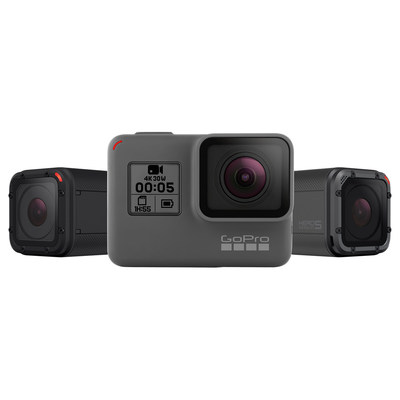 GoPro celebrates two milestones