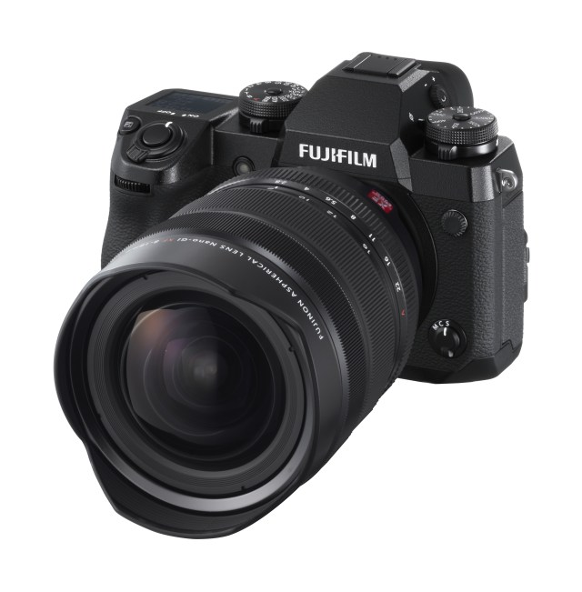 Fujifilm announces Fujinon Xf8-16mm f2.8, XF200mmF2 and teleconverter