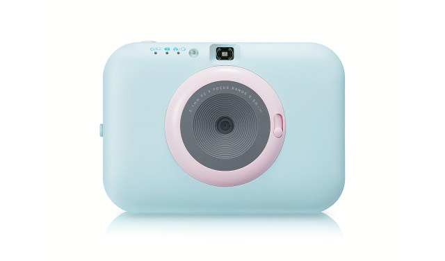 LG launches Pocket Photo Snap hybrid camera-printer in the United States