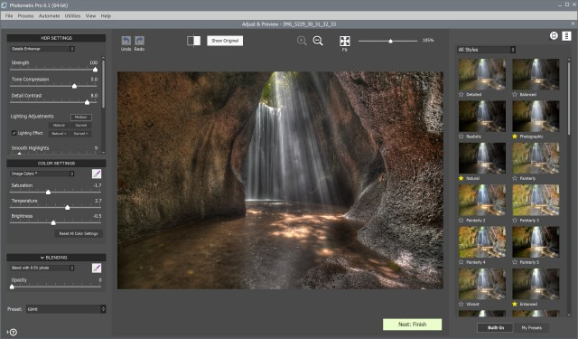 HDRsoft updates HDR Photo Editing Software Photomatix Pro to Version 6.1