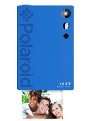 Polaroid Introduces the new Polaroid Mint 2-in-1 instant digital camera, Polaroid Mint instant digital pocket printer