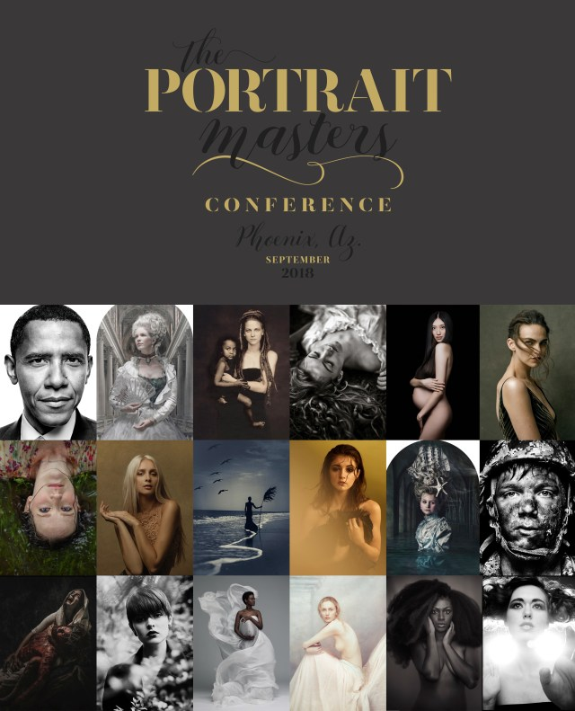 Live stream of The Portrait Masters Conference extends world class education to international audience
