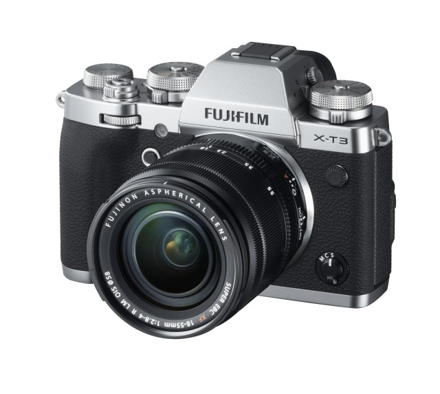 Fujifilm to release drone friendly firmware update for Fujifilm X-T3 camera