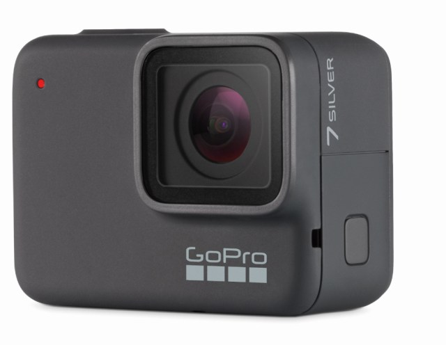 GoPro announces three HERO7 action cams: HERO7 Black, Silver, and White